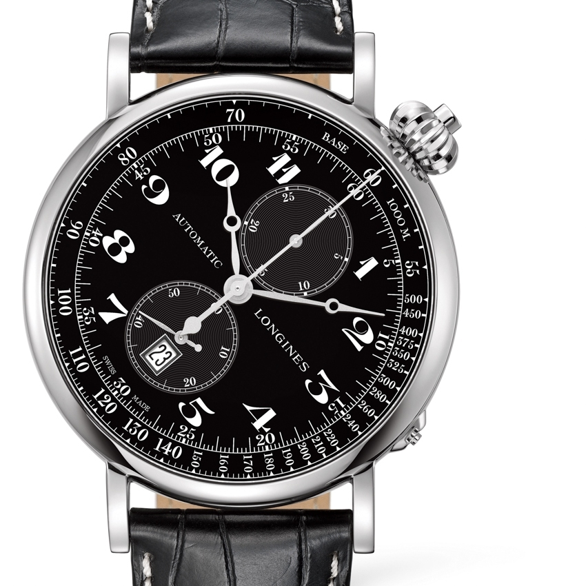 LONGINES The Longines Avigation Watch Type A-7