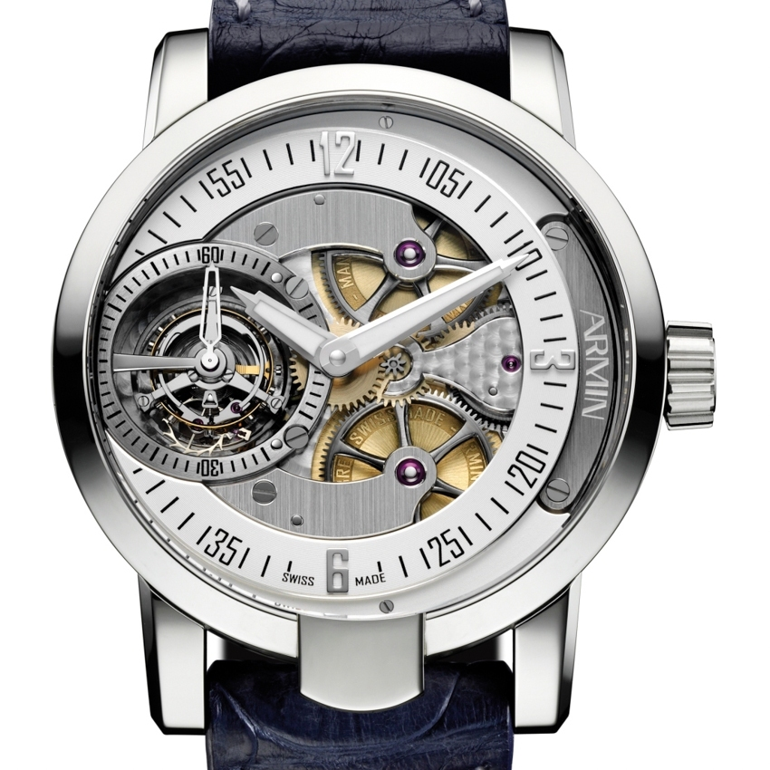 ARMIN STROM Tourbillon Water