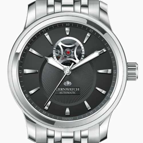 Coin Watch Extends the Mark Collection