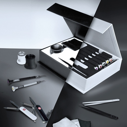 BERGEON Coffret « Black & White » N°7938