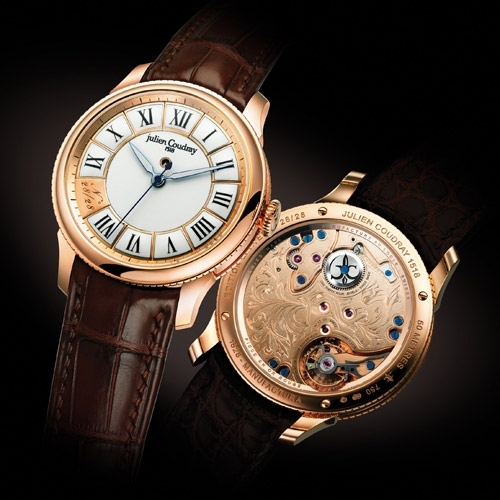 JULIEN COUDRAY 1518 Manufactura 1528