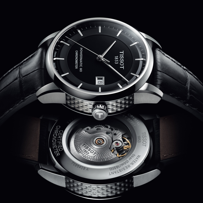 TISSOT Tissot Luxury Automatic