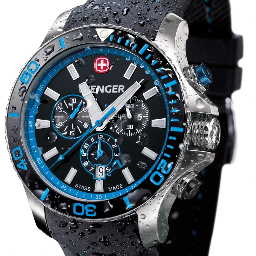 WENGER Seaforce Chronograph