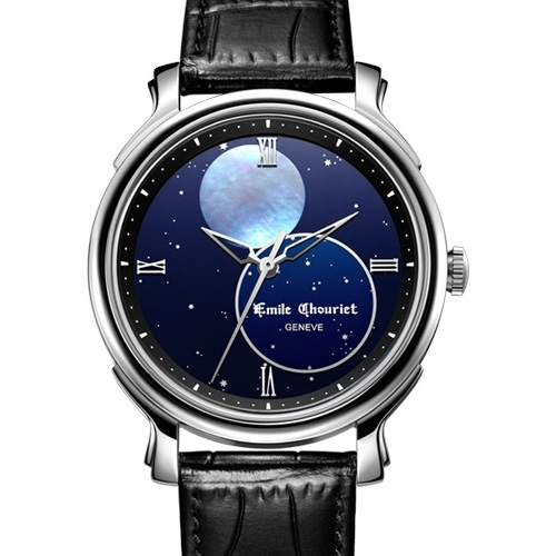 EMILE CHOURIET Moonphase