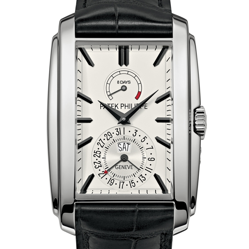 PATEK PHILIPPE Réf. 5200 Gondolo 8 Days, Day & Date Indication
