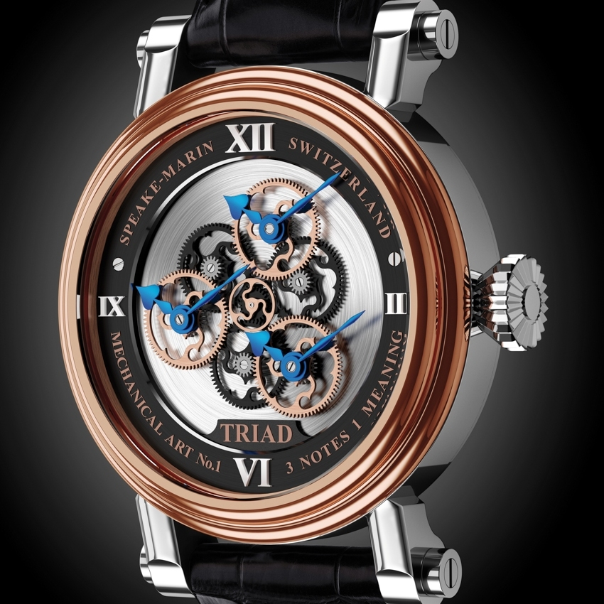 SPEAKE-MARIN Triad