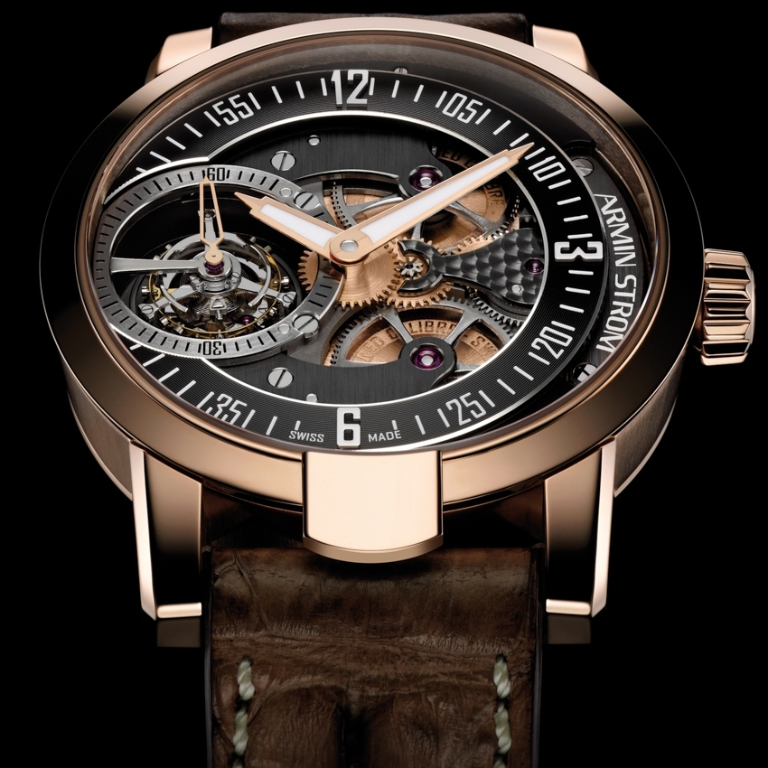 ARMIN STROM Tourbillon Fire