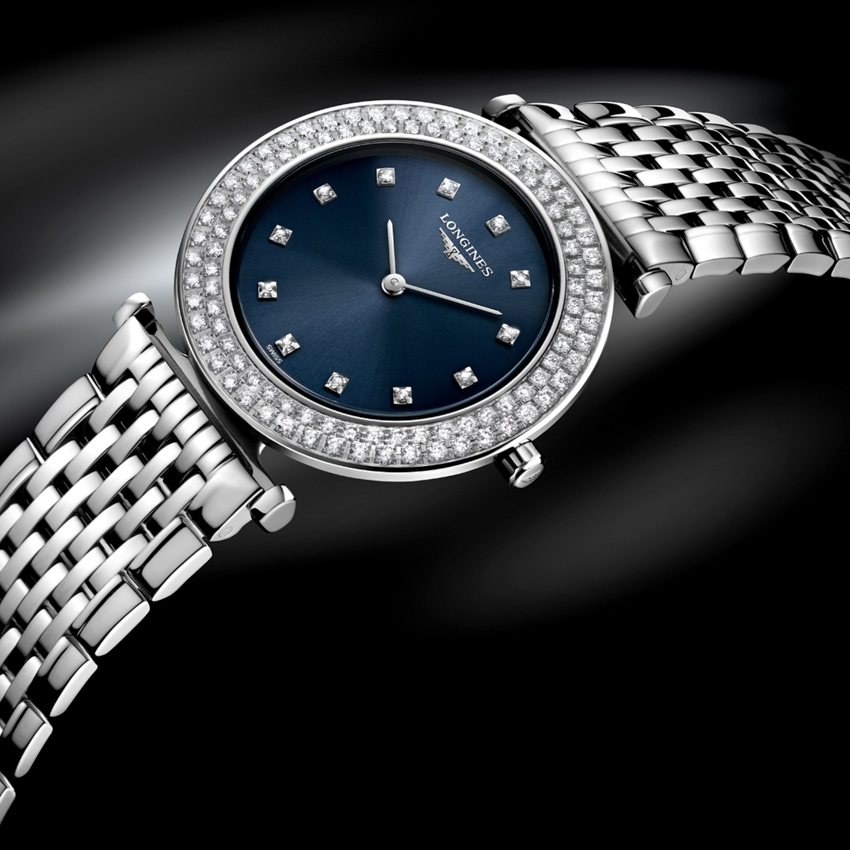 LONGINES La Grande Classique de Longines 100 Diamonds
