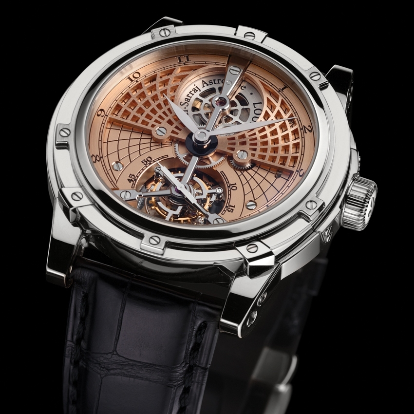 LOUIS MOINET Astrolabe Tourbillon
