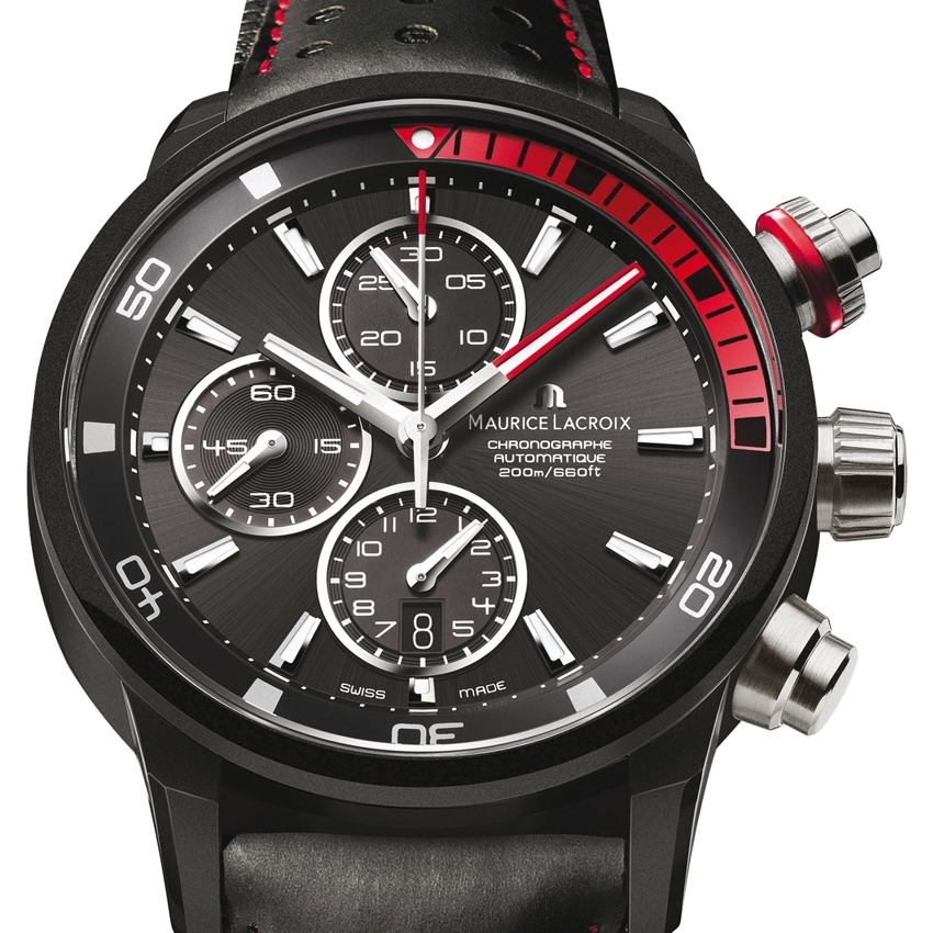 MAURICE LACROIX Pontos S Extreme Limited Edition