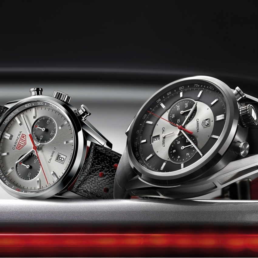 TAG HEUER Carrera Calibre 17 Chronograph Jack Heuer 80th Birthday
