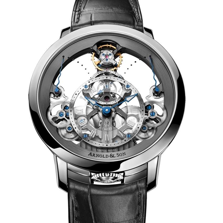 The Small Complications: Power Reserve