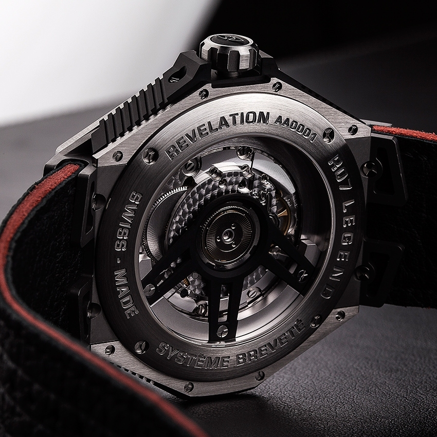 REVELATION R07 Legend Magical Watch Dial®