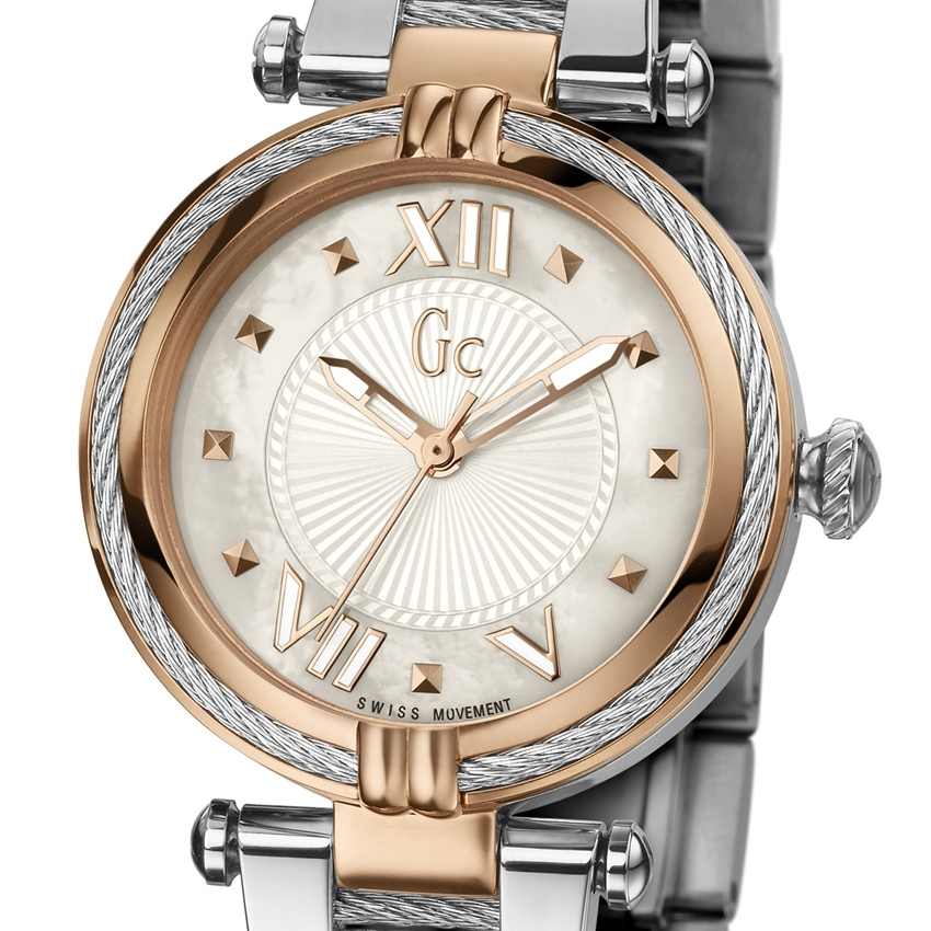 swisstime gc gc ladychic cable collection
