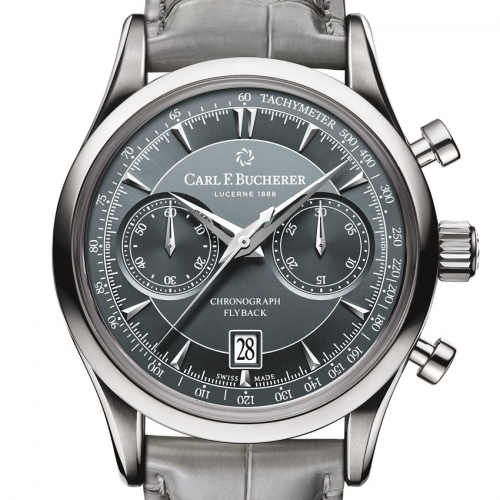 BUCHERER Manero Flyback