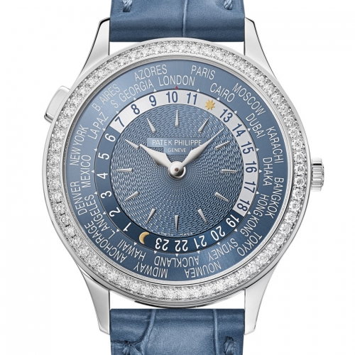 PATEK PHILIPPE World Time, Reference 7130