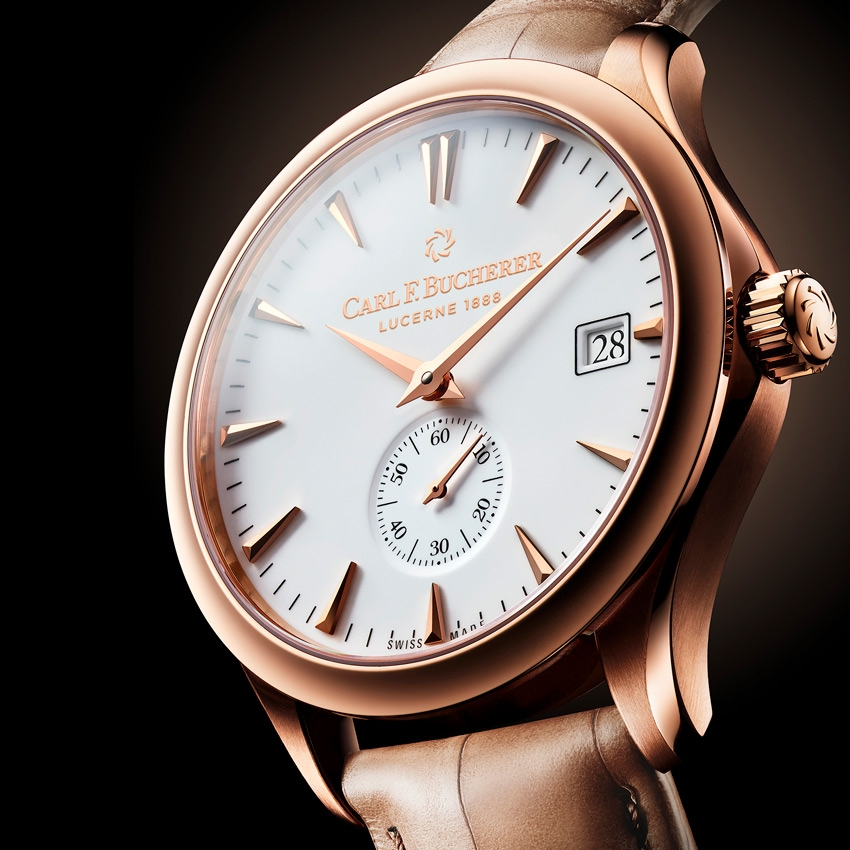 CARL F. BUCHERER Manero Peripheral (43 mm)