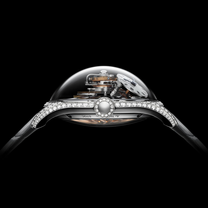 MB & F Legacy Machine FlyingT