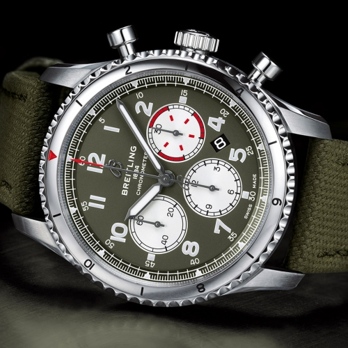 BREITLING Breitling Aviator 8 Curtiss Warhawk Editions