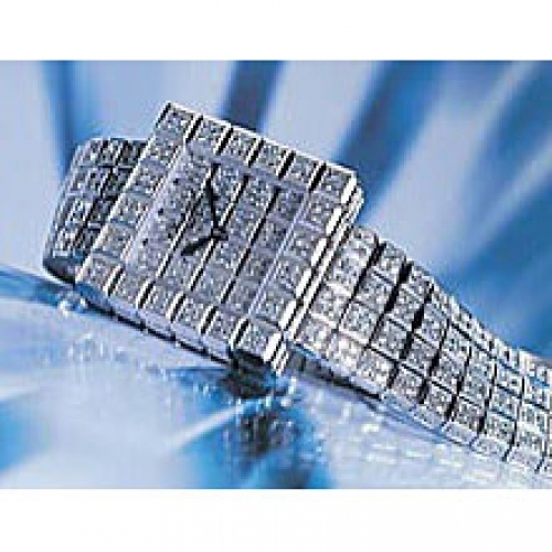 CHOPARD Montre Ice Cube