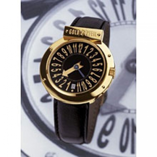 GOLDPFEIL Pupitre Watch by Svend Andersen, Exclusive Collection