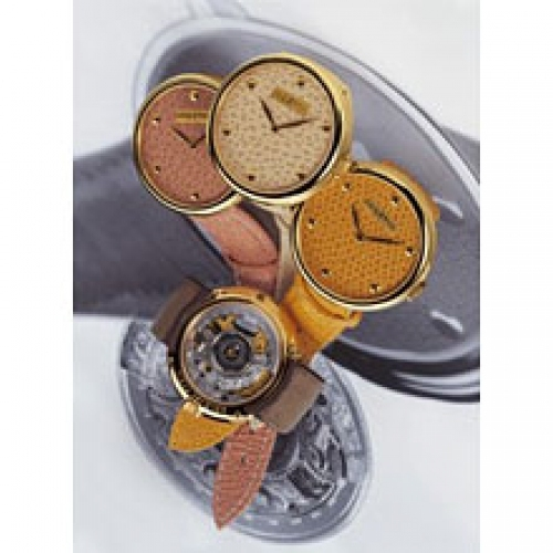GOLDPFEIL The Leather Watch by Antoine Preziuso, Exclusive Collection